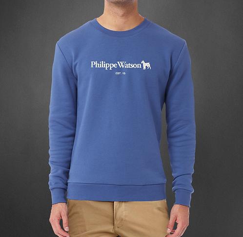Aqua Signature Sweatshirt