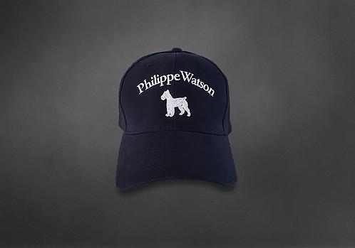 Signature Navy Baseball Hat