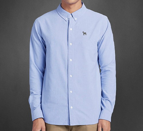 Oxford light blue shirt