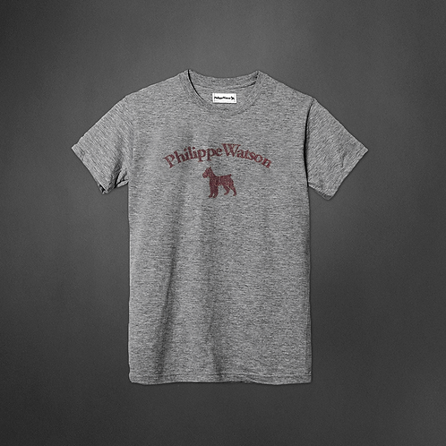 Gray Signature T-Shirt