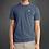 Thumbnail: Steel blue T-Shirt