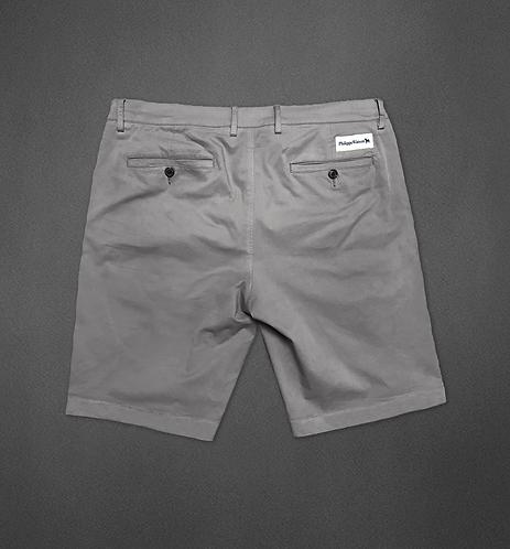 Stretch Gray Short