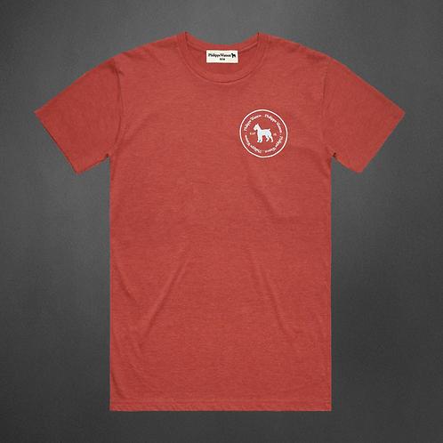 T-Shirt rouge clair