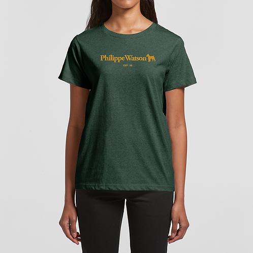 Signature Forest Gren T-Shirt