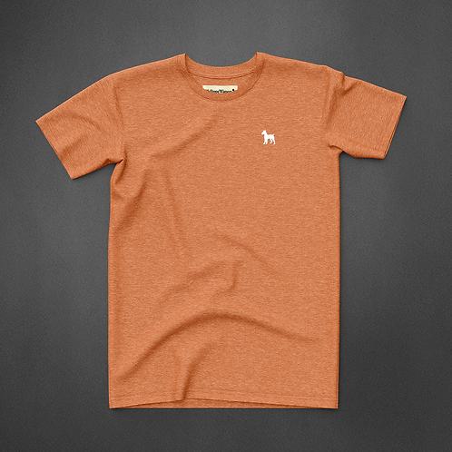 T-Shirt Vintage orange