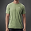 Thumbnail: T-Shirt Vintage vert
