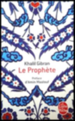 le prophète livre