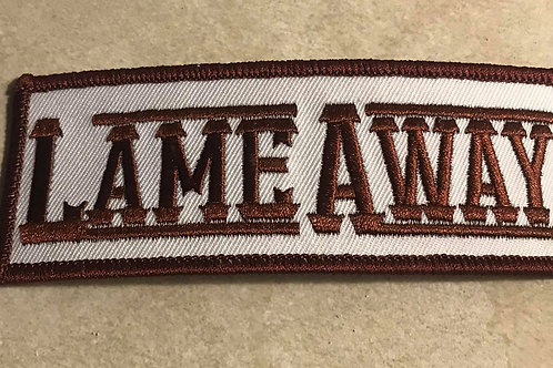 LameAway Patch