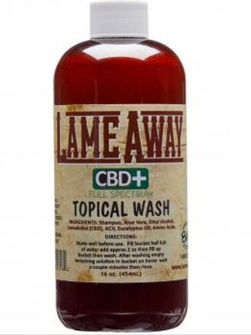 Topical Wash - 16oz