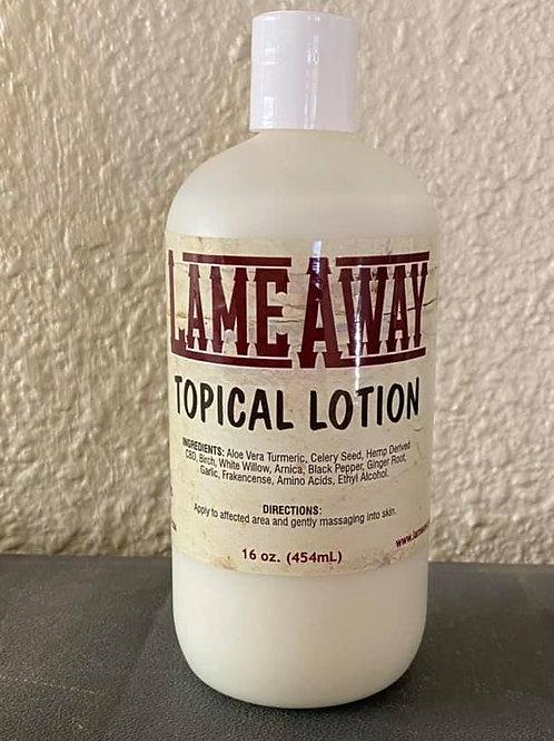 LameAway Lotion - 16oz