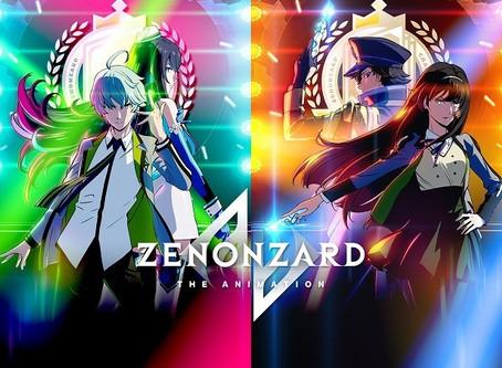 【丸山ナオミ 出演情報「ゼノンザード THE ANIMATION」】