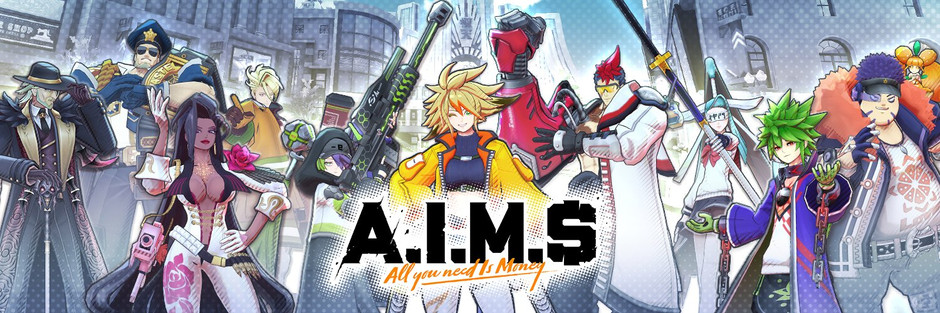 【朴璐美 出演情報「A.I.M.$ -All you need Is Money-」】