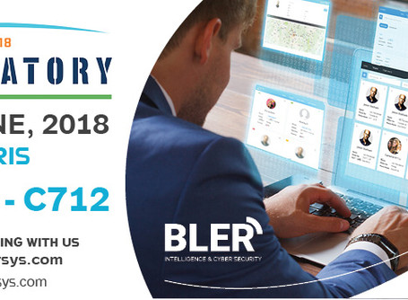 EUROSATORY 2018: BLER SYSTEMS  to Demonstrate its OSINT System for Collection and Analysis of Data