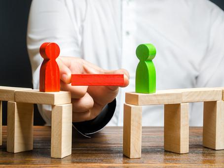 Mediation - eine unterschätzte Methode zur Konfliktbeilegung