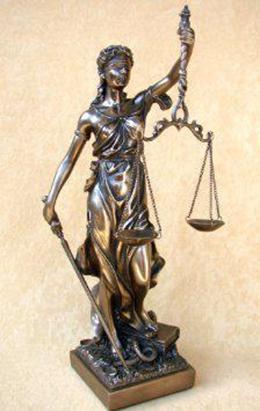 THEMIS - die Namensgeberin der Anwaltskanzlei