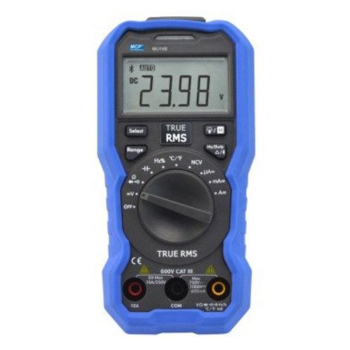 Bluetoothデジタルマルチメータ MU16B
