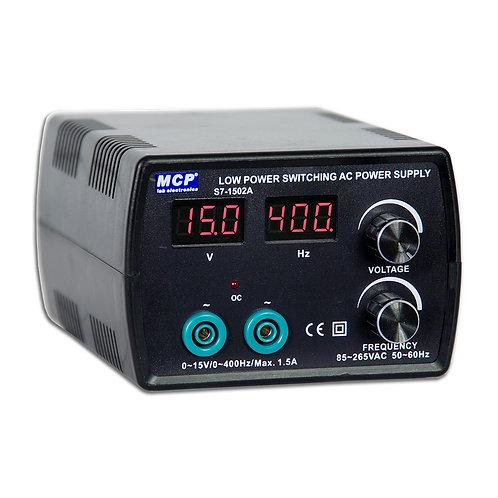 スイッチング方式交流安定化電源 S7-1502A