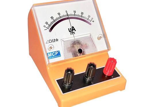 アナログ検流計 ガルバノメーター ±35μA DCG-1