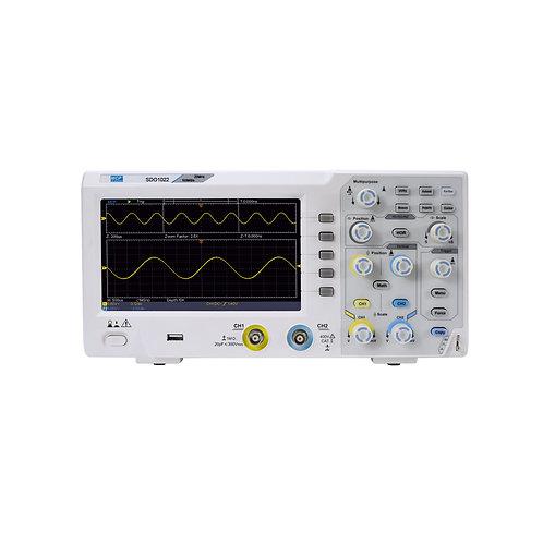 デジタルオシロスコープ 25MHz SDO1022