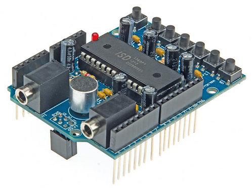Arduino用オーディオシールド VMA02