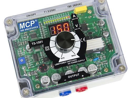 スイッチング直流安定化電源 T5-1501