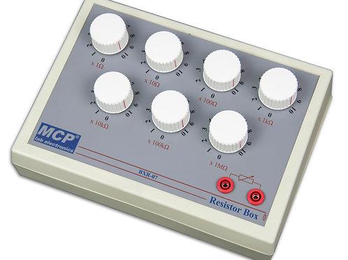 ダイヤル式可変抵抗器 BXR-07