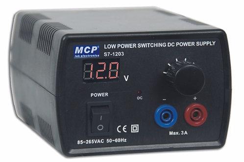 直流安定化電源 スイッチング方式 2V 4V 6V 8V 10V 12V S7-1203