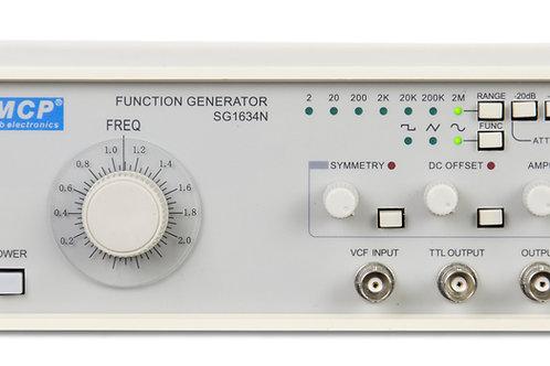 ファンクションジェネレータ SG1634N