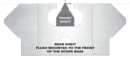 Ranger Point Sights Primary Aim Point
