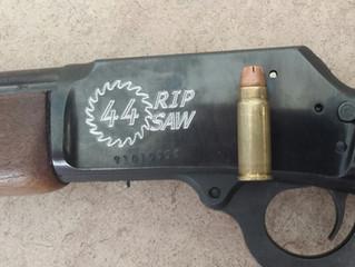 Marlin 1894: .44 RIPSAW Wildcat Cartridge (aka .44 Monster Mag)