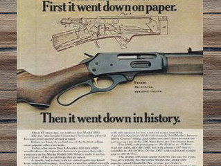 The Venerable Marlin Rifle - For Lever and Ever