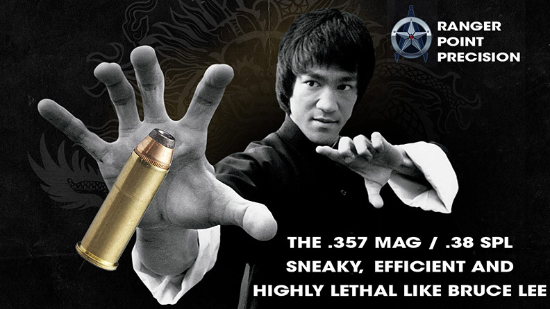 357 Magnum /  38 Special – The Bruce Lee of Survival Rifle