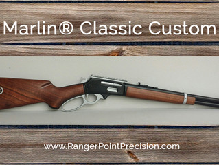 Marlin Classic Lever Action Rifle