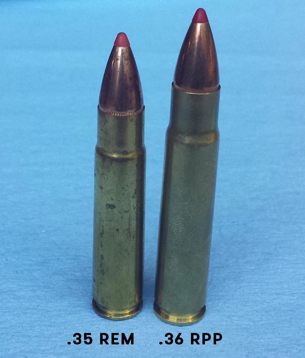 Custom Marlin 336 .35 Rem .36 Caliber