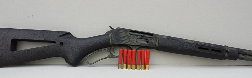 marlin 410 lever action shotgun