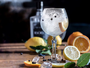 How much tonic do you put with craft gin?