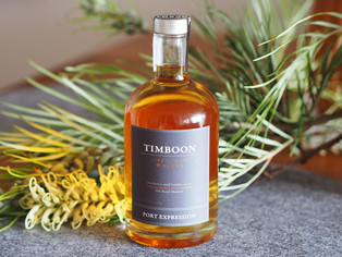 Taste Test - Timboon Distillery's Port Expression Single Malt Whisky Review