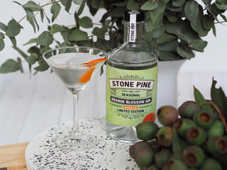 Taste Test: Stone Pine's Seasonal Orange Blossom Gin Review