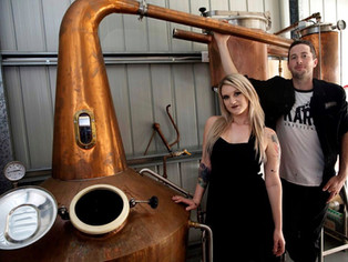 Meet the Distillers - Ally and Nick Ayres from Karu Distillery in the Blue Mountains, NSW