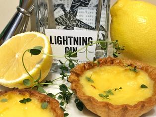 How to make all-Aussie gin and lemon custard tarts
