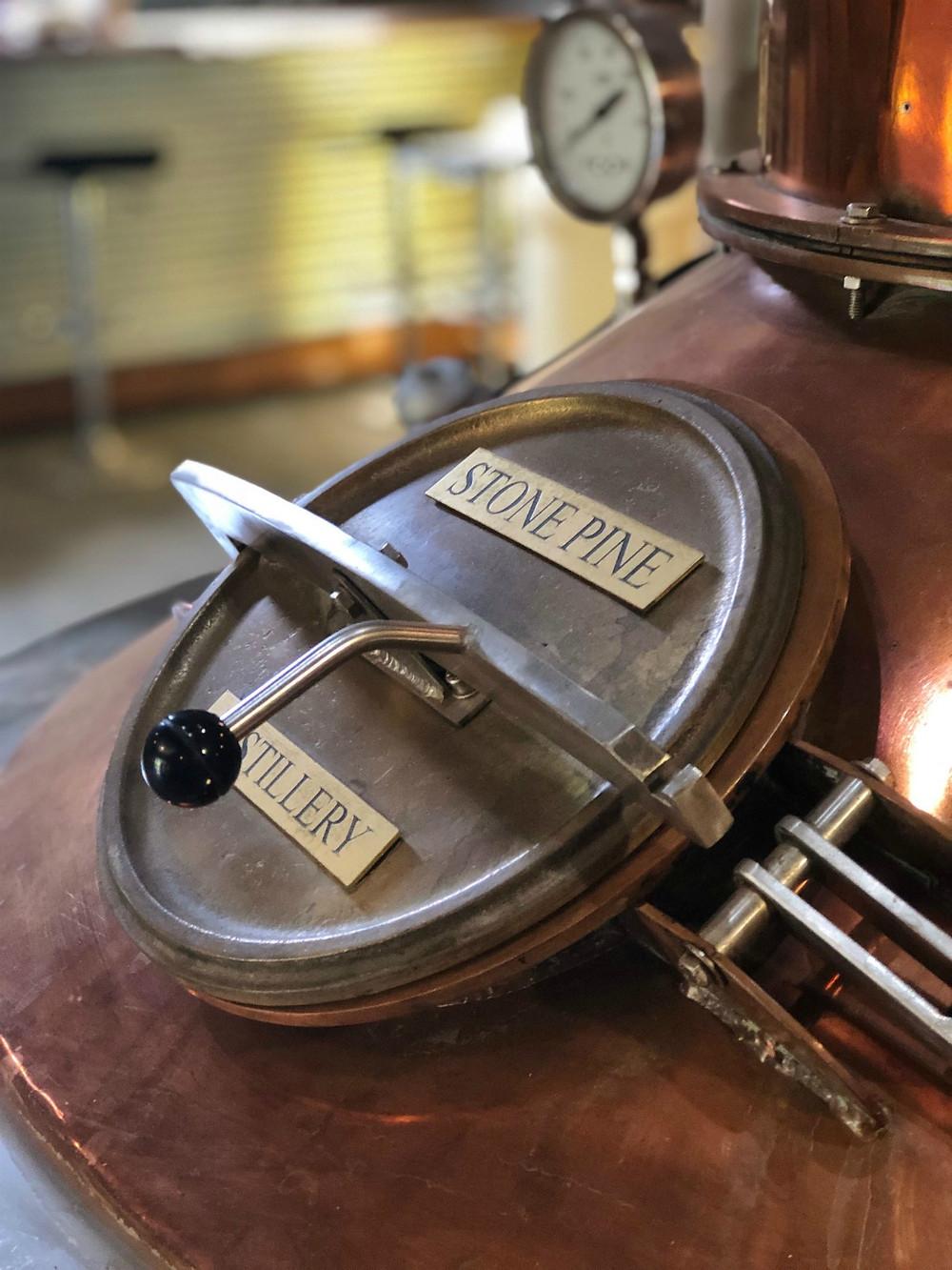 Stone Pine Distillery - Orange Blossom Gin