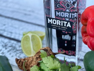 Spice up your life - Karu Distillery's new Marita Chipotle Vodka