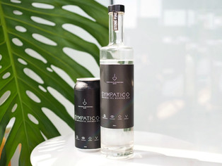 Taste test - Stone Pine's Sympatico Double IPA Hopped Gin Review