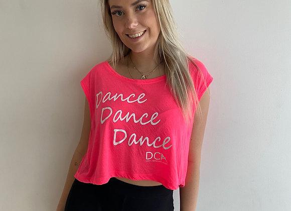 Dance Dance Dance Shirt - Crop Top