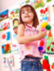kinderopvang, kind, spelen