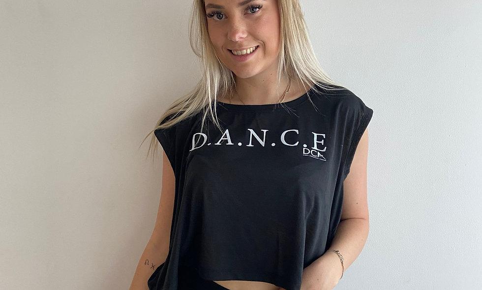Dance Shirt - Crop Top