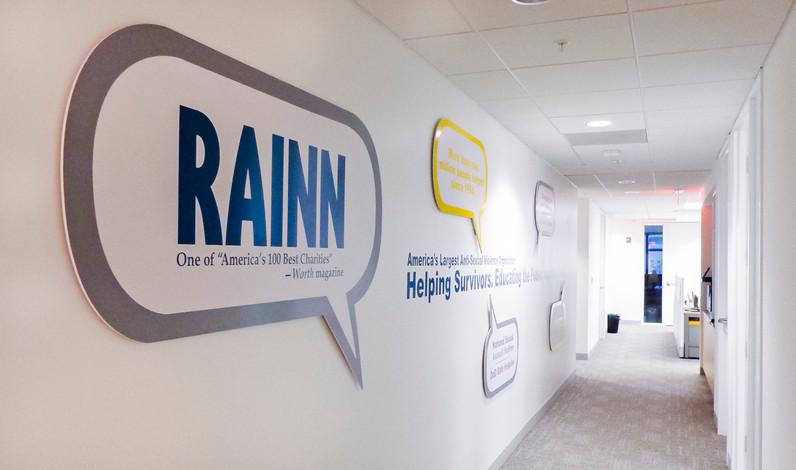 Hallway Installation (RAINN)