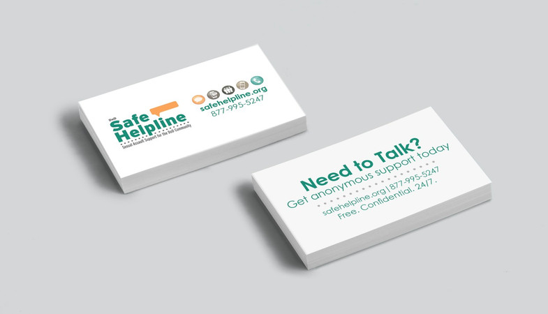 SHL Business card