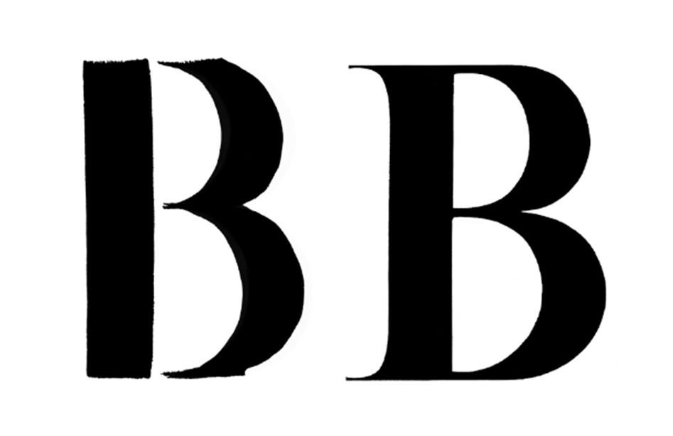 Letterform B