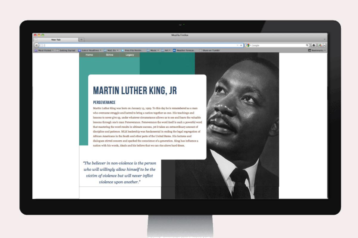 MLK Video